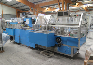 CAM HF77 Cartoning machine