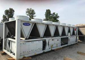 Carrier 30XA0852 cooling unit
