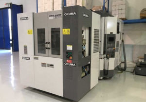 Horizontal Machining Center Okuma Ma-400
