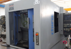 Used Chiron FZ12KW Machining center - palletized