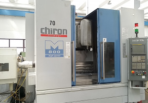 Chiron MILL 800 5 axis