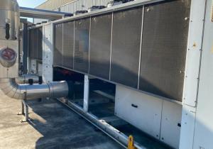 CLIMAVENETA FOCS-FC/NG/SL/S4822 cooling unit