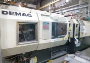 DEMAG ERGOTECH 330-1450 SYSTEM Injection moulding machine