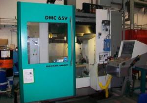 Dmg Deckel Maho Guildemeister DMC65V
