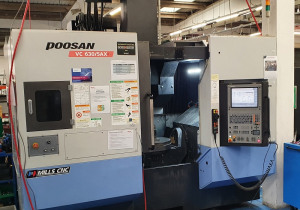 Doosan VC630/5AX Machining center - 5 axis