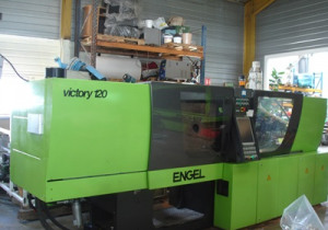 Engel VC500/120TECH Injection moulding machine