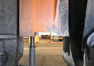 ERIE air drop forging hammer 12,000 lbs / 5.4 ton for sale