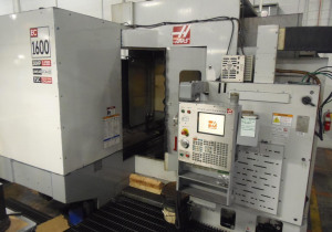 Haas Ec-1600-3X Horizontal Machining Center, New 2005, 50 Taper, Thru Spindle Coolant, 30 Hp, Linear Scales