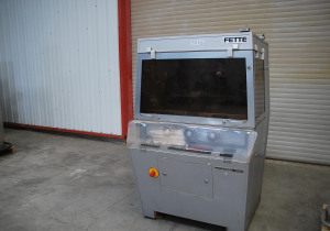 Fette P 1000 Rotary tablet press