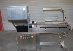 GMPEX C&C 500 Feeder - scale - sorting machine