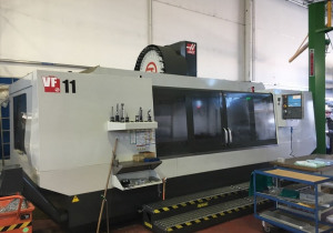 Used HAAS VF 11-40 HE Machining center - vertical