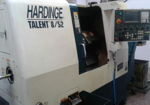 CNC lathe Hardinge Talent 8/52