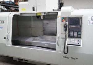 Hardinge UNITECH VMC 1500P3 Machining center - vertical