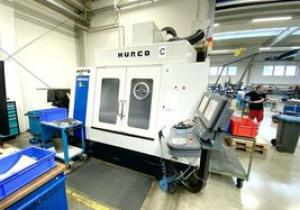 Hurco VMX 42U Machining center - 5 axis