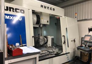 HURCO VMX60U Machining center - vertical