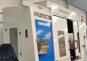 Hurco VMX60U Machining center - 5 axis