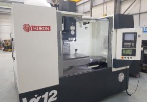 Huron VX12 Machining center - vertical