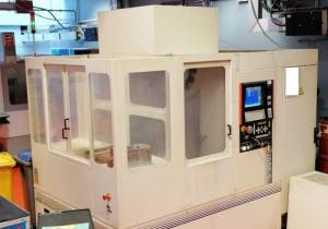 Un centre d'usinage Realmeca C300H + Découpe plasma OPTICOME 15