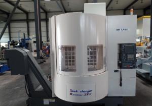 Kitamura MyCenter 3XiF Vertical CNC Machining Center