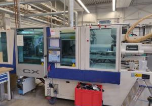 Krauss Maffei 160-750CX Injection moulding machine