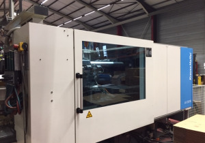 KRAUSS MAFFEI 230T AX SP 750 ELECTRIQUE Injection moulding machine (all electric)