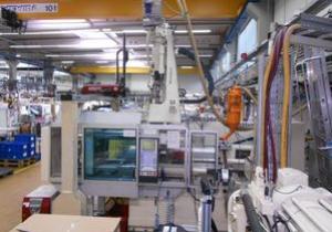 Krauss Maffei KM 125-520-160 CZ Injection moulding machine