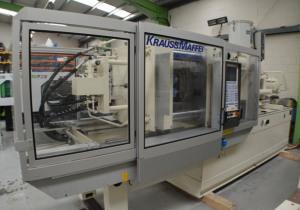 Krauss Maffei KM200-1400 C2 Injection Moulding Machine