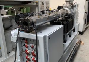 Krauss Maffei KME 1-75-30B2 Extrusion - Single screw extruder