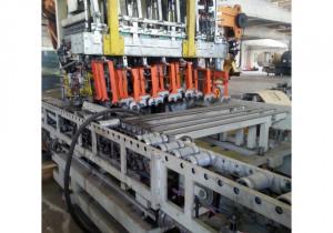 Extrusion Line Nr. 3 Belling Machine Sica
