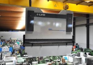 LVD PPBL-H 300 ton x 4100 mm Press brake