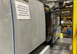 Used Maico SPRINT L 350 IM Injection moulding machine