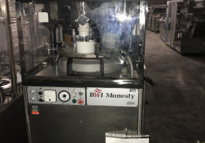 Used Manesty BB4 Rotary tablet press