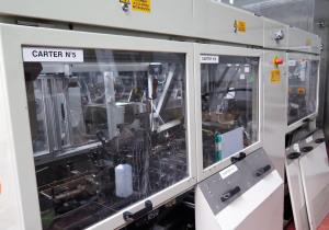 Marchesini MA315 Cartoning machine