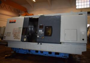 Mazak Integrex 400 SY  -   CNC Lathe