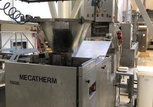 Mecatherm Divider + Block TC Dough divider
