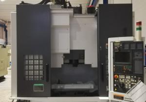 Used Mori Seiki NV 4000 DCG Machining center - vertical