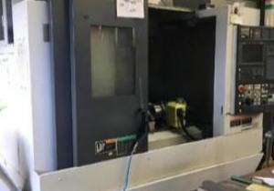 MORI SEIKI NV 5000 Machining center - vertical