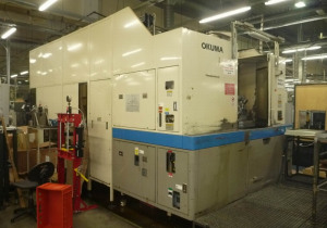 Okuma MA-50HB Machining center - horizontal
