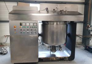OLSA Type MPEF Liquid mixer