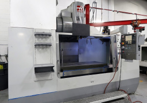 HAAS VF-6SS HIGH SPEED CNC 5-AXIS VERTICAL MACHINING CENTER