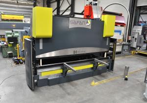 Safan H-Brake - 240 ton x 4100 mm Press brake cnc/nc