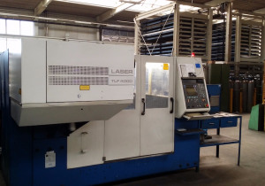 Trumpf TC L 3030 4000W + LiftMaster laser cutting machine