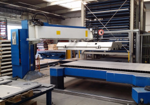Trumpf TCL 3030 4000W + LiftMaster laser cutting machine