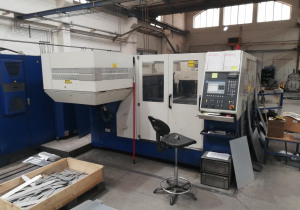 Trumpf TRUMATIC L 3030 laser cutting machine