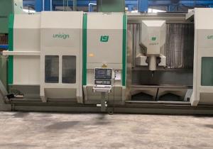 Unisign Unipro 5-P Machining center - 5 axis