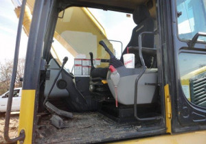 2009 Komatsu PC220LC-8 Excavator
