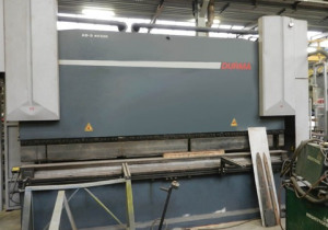 Durma AD-S 320 ton x 4100 mm