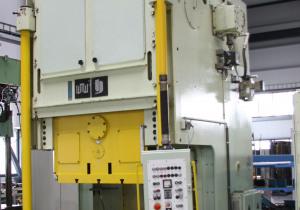 WMW PKDZ 160 Double Column Crank Press