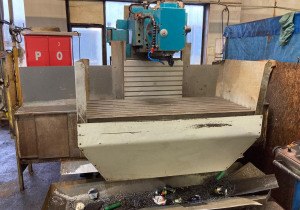 Tool milling Machine TOS FNG 63 CNC