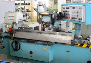 Cylindrical grinding machine TOS BUA 25/1000